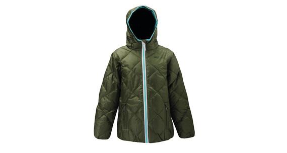 2117 Eco Street Jacket Floby Boys army green